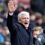 Mark Hughes. Photo: PA Wire