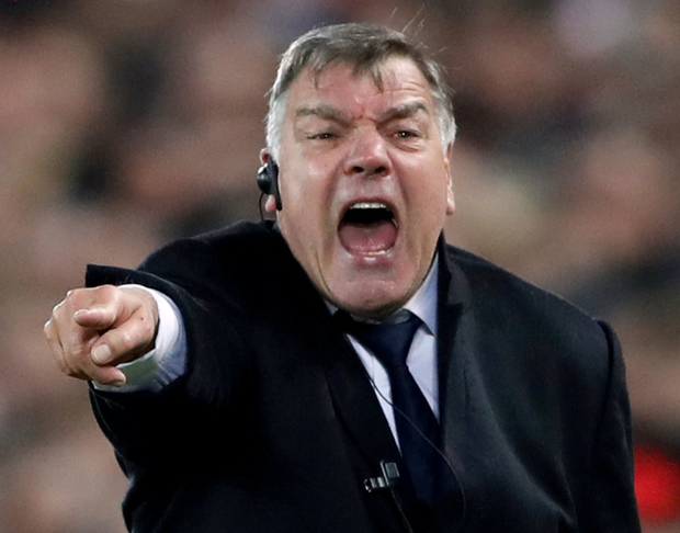 Allardyce responds to controversial fan survey
