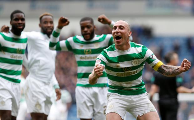 TITLE CHANCE: Scott Brown