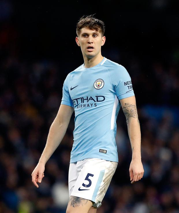 Man City boss Pep Guardiola ready to promote John Stones