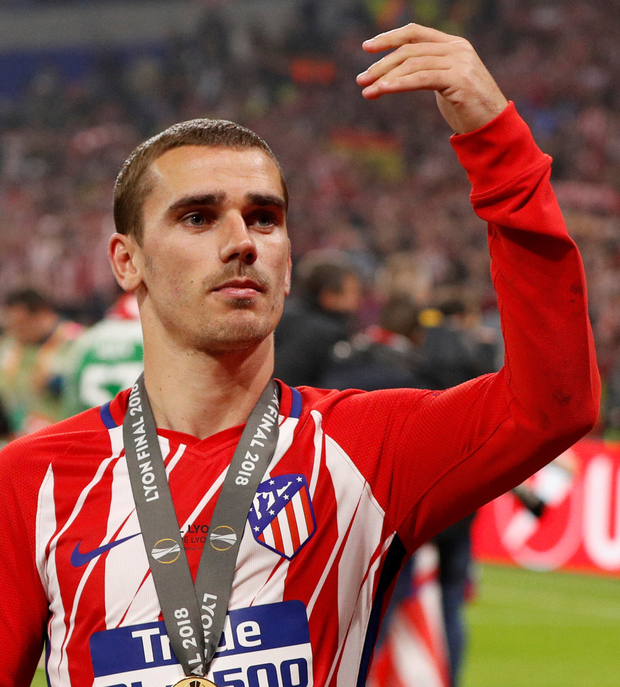 Simeone urges Griezmann to stay