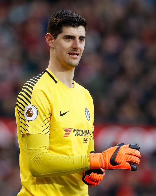 9b5a5ff6a97 Future of Thibaut Courtois takes a twist after a day of confusion at ...
