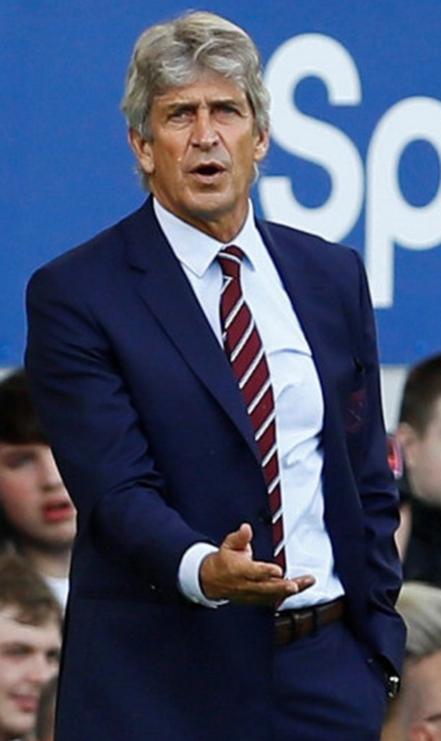 hammers finally win for birthday boy pellegrini