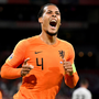 BOOST: Virgil van Dijk. Photo: Reuters