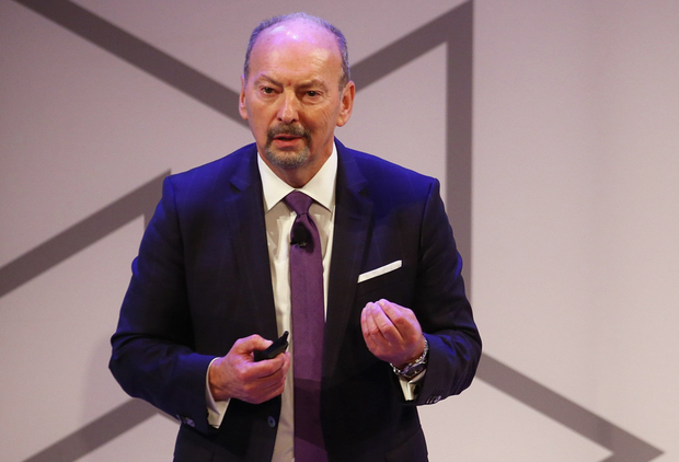 POSITIVE: Peter Moore. Photo: Getty Images
