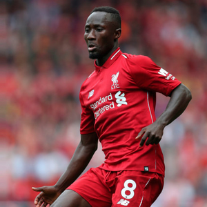 RETURN: Naby Keita is back for Liverpool's Premier League clash at home to struggling Fulham tomorrow