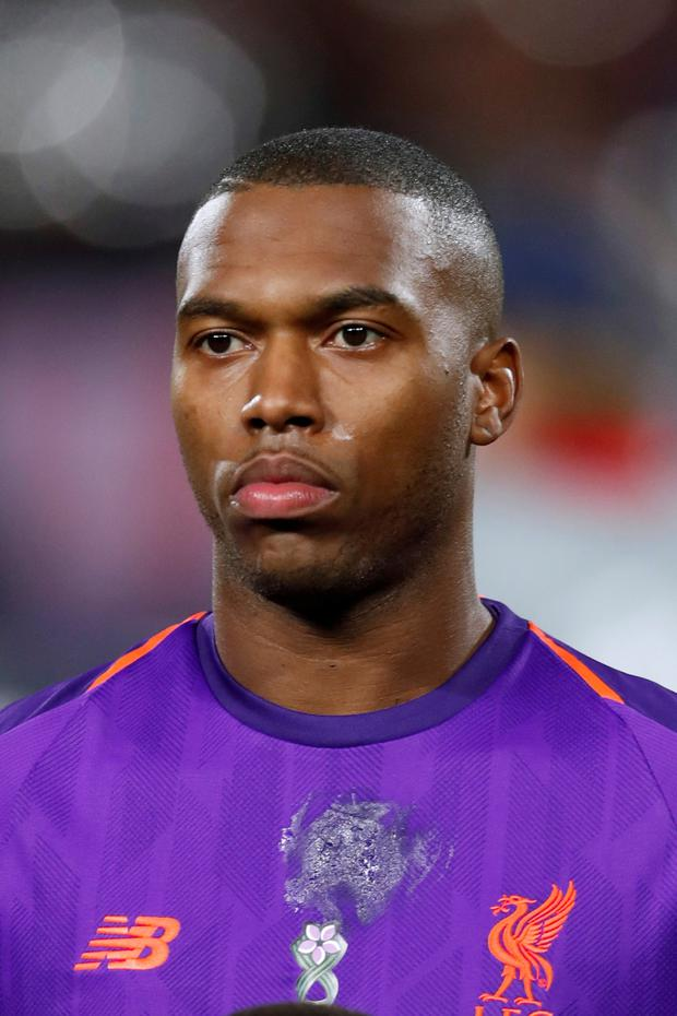 Sturridge: Striker charged with breaching betting rules. Photo: Reuters
