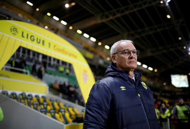 Return: Claudio Ranieri