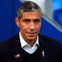 Brighton manager Chris Hughton