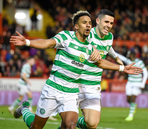 Scott Sinclair says Celtic will blank out 'different' Ibrox atmosphere