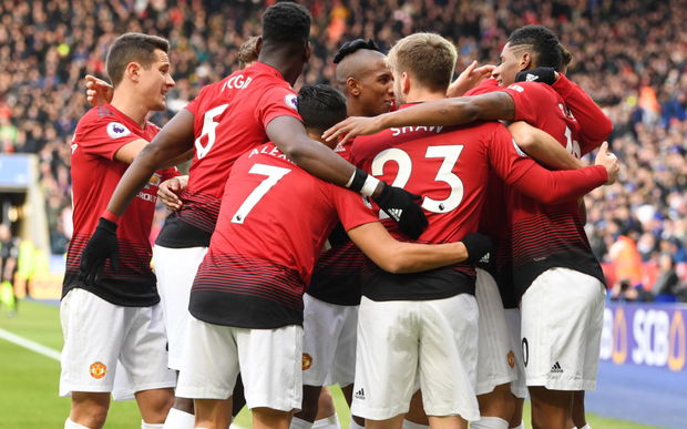 The Manchester United squad is a happier unit under Ole Gunnar Solskjaer