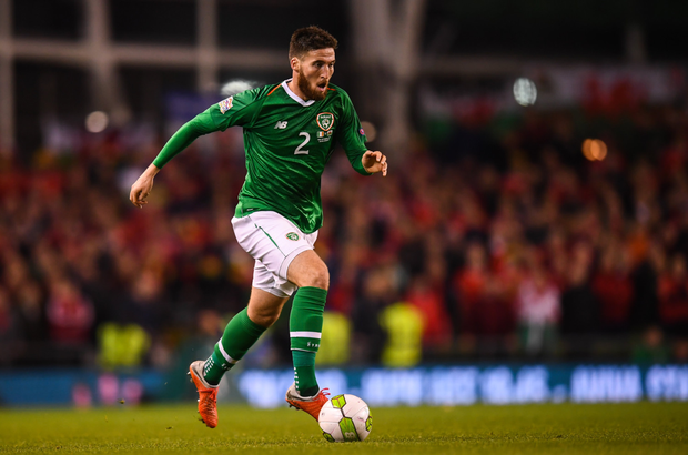 BARGAIN BUY: Ireland full-back Matt Doherty cost then Wolves manager Mick McCarthy only €150,000 when he signed him from Bohemians back in 2010. Photo: SPORTSFILE