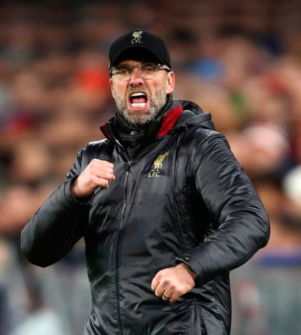 LOUD AND CLEAR: Liverpool boss Jurgen Klopp says there's no pressure on his title-chasers