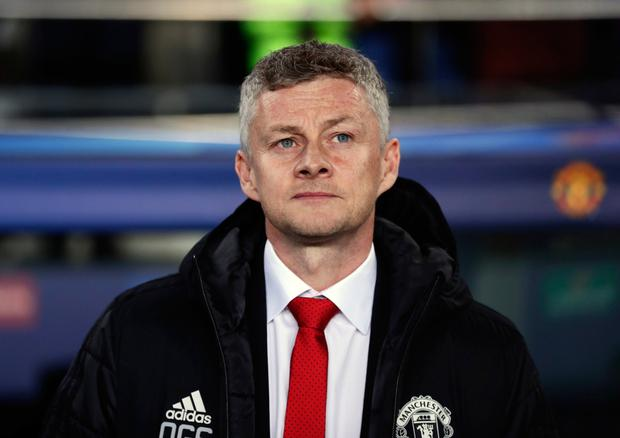 NEW FACES: Solskjaer. AP photo