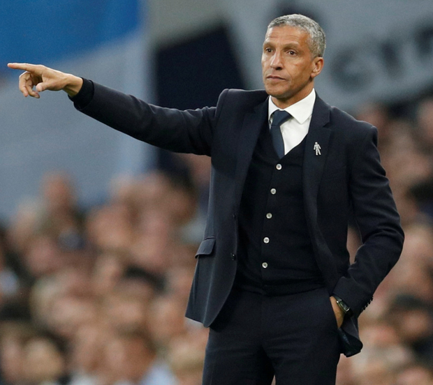 Former Brighton manager Chris Hughton Photo: Reuters/John Sibley/File Photo