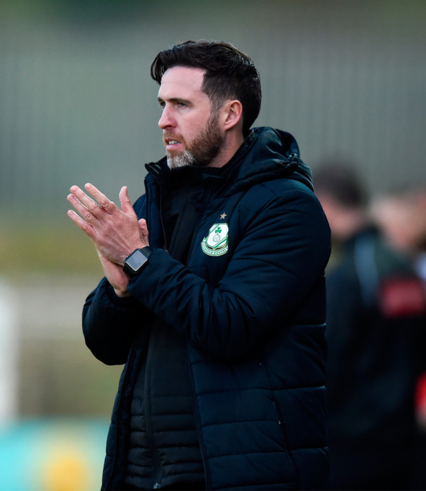 Rovers boss Stephen Bradley believes Tallaght Stadium is the best ground in the Premier Division