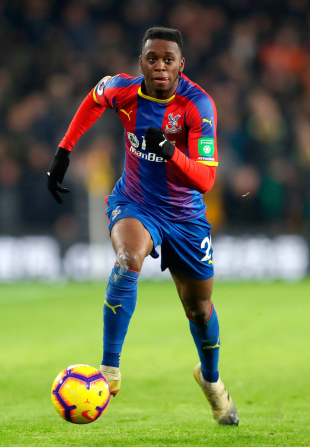 Aaron Wan-Bissaka suits Ole Gunnar's style