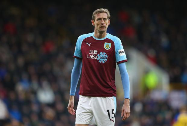 Peter Crouch. Photo: Getty Images