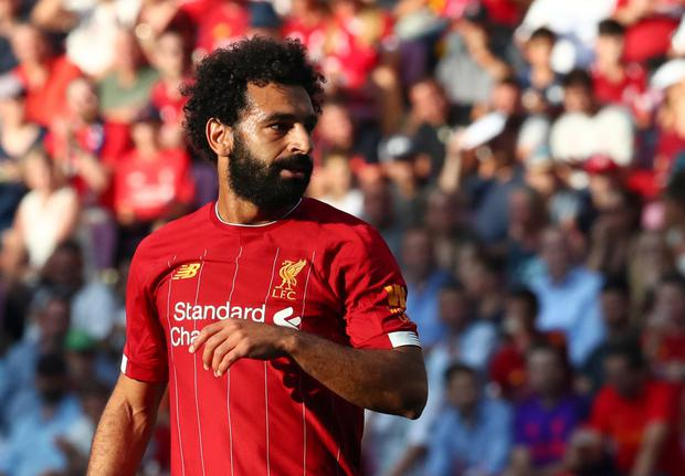 Mo Salah followed last season with a gruelling Africa Cup of Nations campaign. Photo: REUTERS