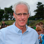 Republic of Ireland manager Mick McCarthy at the official opening of an all-weather pitch at Salthill Devon FC following his squad announcement
