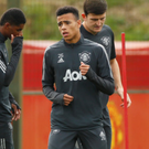 Ole Gunnar Solskjaer is taking a chance by starting teen Mason Greenwood in the Europa League