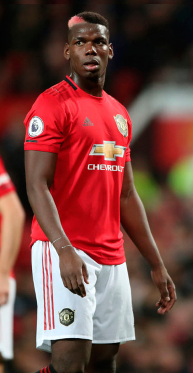 Paul Pogba will not feature for United in the Netherlands this evening after seeing a specialist