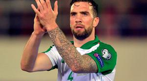DIFFERENCE: Shane Duffy has backed his Brighton team-mate. Pic: PA