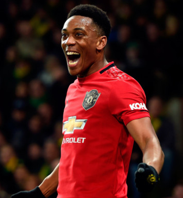 Anthony Martial has made an impact since his return from injury