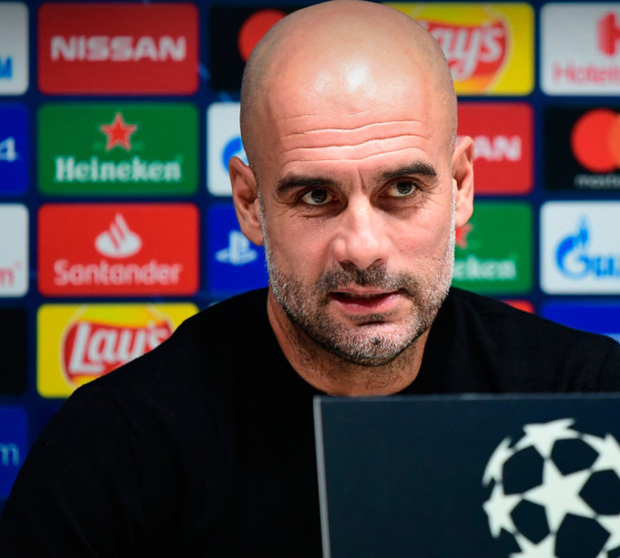 Pep Guardiola has attempted to deflect from his comments about Sadio Mane