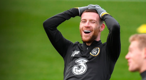 Jack Byrne has been working hard to improve his game off the ball