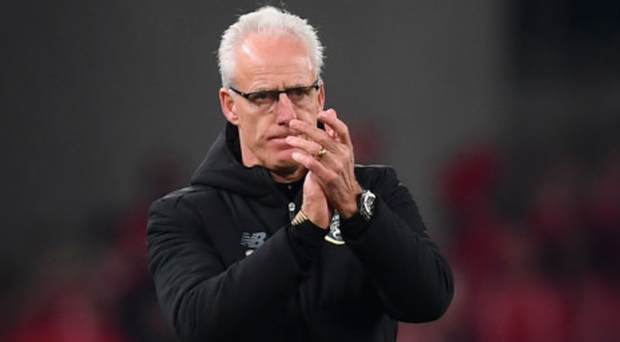 LONG WAIT: Mick McCarthy has months to prepare for the Euro 2020 play-offs. Photo: Stephen McCarthyy/Sportsfile