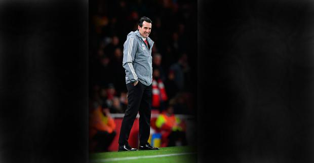 JUST A BLIP: Unai Emery will come back better after a rest away from football, according to Jose Mourinho. Pic: Getty Images