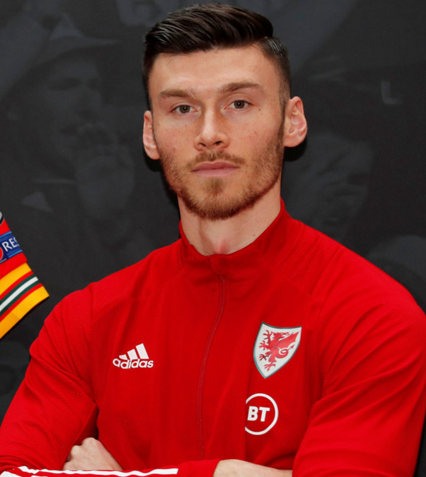 Kieffer Moore is firing again