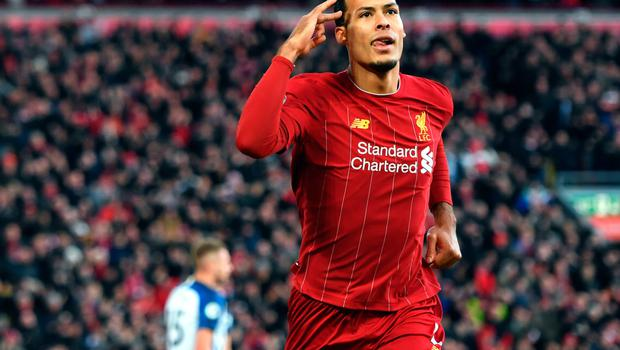 INDISPENSABLE Would Liverpool be able to cope without Virgil van Dijk at the centre of their defence