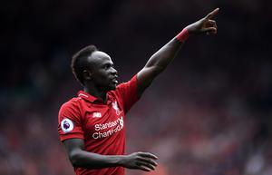 RAGS TO RICHES: Sadio Mane has taken his game to the next level at Liverpool. Photo: Getty Images