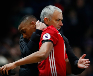 Manchester United manager Jose Mourino has criticised Anthony Martial.