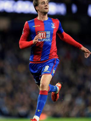 Patrick Bamford has apologised via Twitter for critical comments he made about his time at Crystal Palace