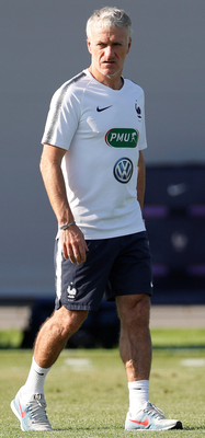 France boss Didier Deschamps