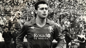 QUALITY: Michael Robinson scored against the likes of Barcelona and Real Madrid in Spain