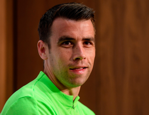 Seamus Coleman doesn't view playing Gibraltar as an easier task than Denmark
