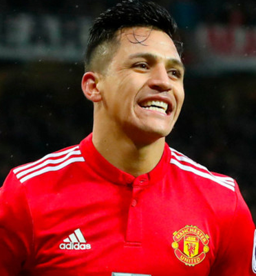 United's Alexis Sanchez