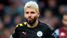 Man City will have to cope with talisman Sergio Aguero tonight