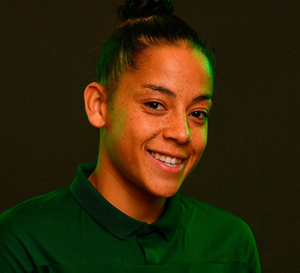 Rianna Jarrett is so happy to have turned professional by joining Brighton