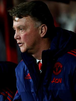 Louis Van Gaal's Manchester United face FC Midtjylland in the last 32 of the Europa League