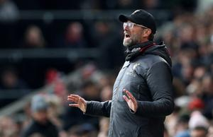 MR MOTIVATOR: Jurgen Klopp needs an in-form Mohamed Salah for Liverpool's Premier League title run-in and another assault on the Champions League. Photo: REUTERS