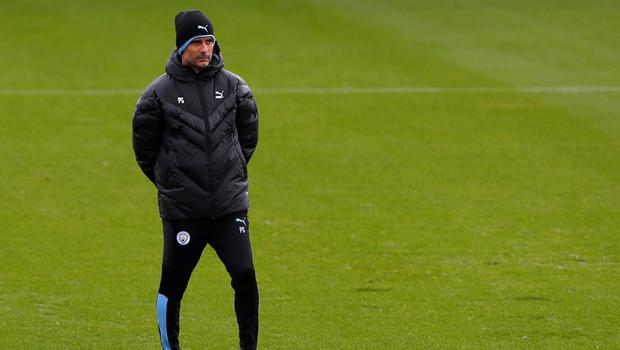 CRITICAL: Pep Guardiola does not believe his team is clinical enough to win the Champions League. Pic: Reuters