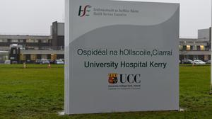 The University Hospital Kerry campus in Tralee. Photo Domnick Walsh.