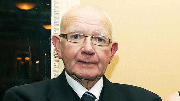 The late Jimmy O'Brien