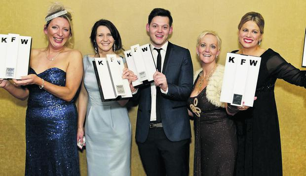 Top award for Tina at fashion event - Independent ie