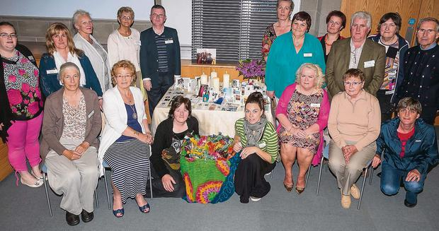 Speakers and delegates at the Méala Bereavement Awareness Conference 'Seeds of Hope' held recently at the Institute of Technology Tralee. Photo: Paul Tearle
